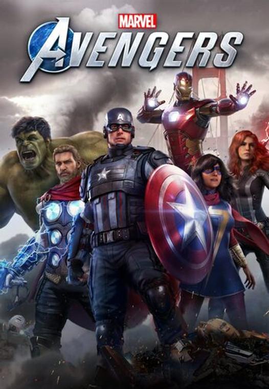 Marvels Avengers Steam