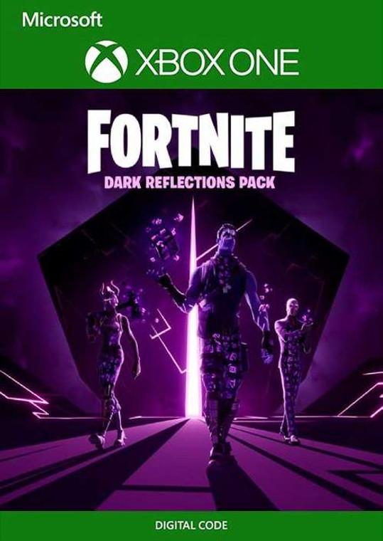 Fortnite Dark Reflections Pack Xbox One