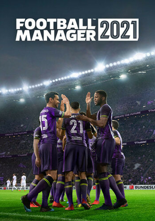 Football Manager 2021 Steam