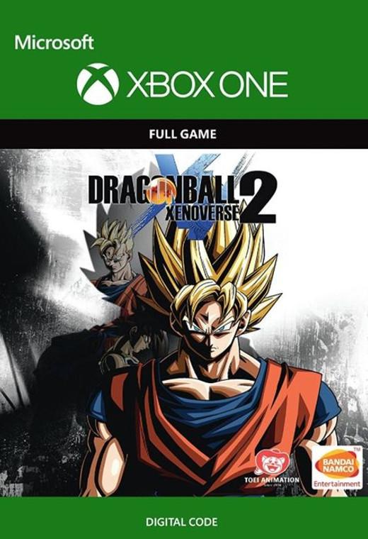 Dragon Ball Xenoverse 2 Xbox One & Series X|S