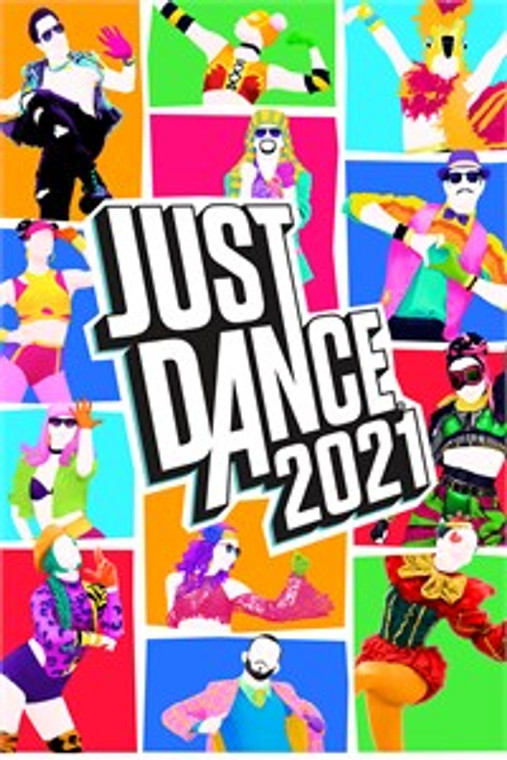 Just Dance 2021 Xbox One & Series X|S