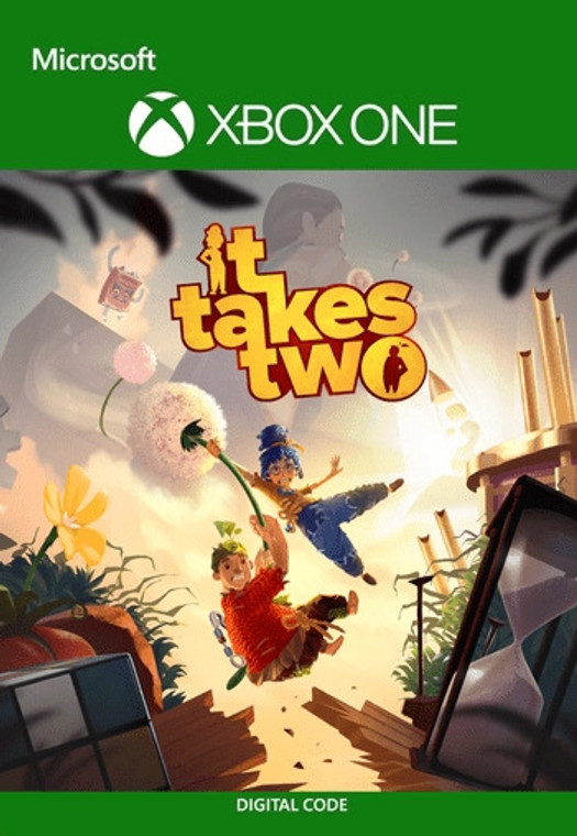 It Takes Two Digital Edition Xbox One / Series S and X