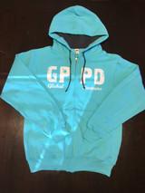 GPPD Zip Hoodie - Blue