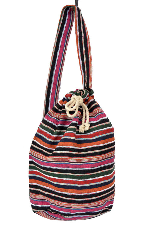Sling Backpack - Bold Stripe