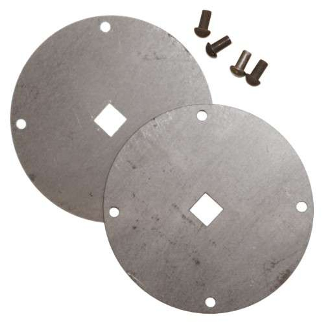 Tractor Seat Repair Kit with Rivets
