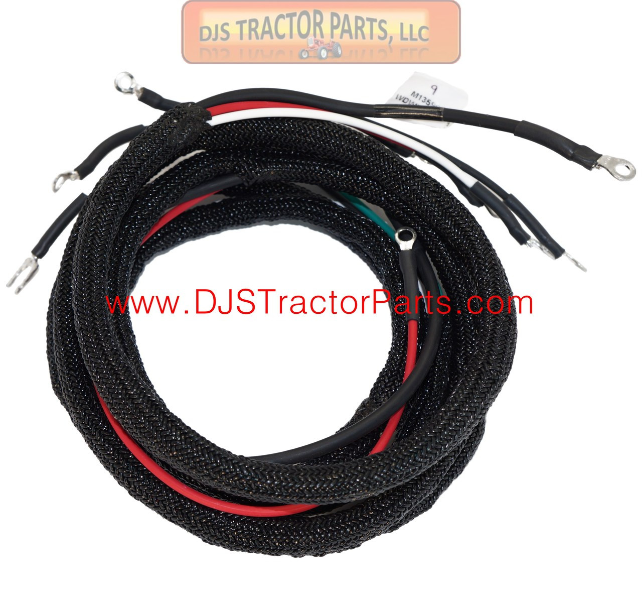 Allis Chalmers Wd Wiring Harness - Wiring Diagram Center on