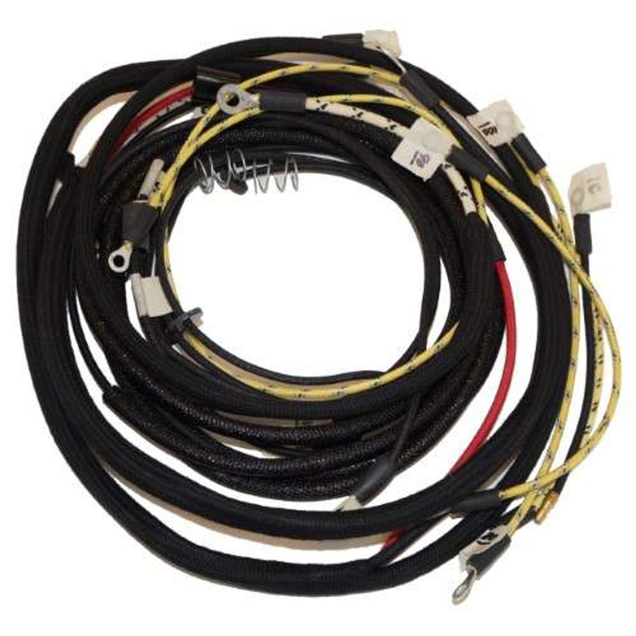 allis chalmers wd wiring harness wiring harness kit  tractors with 1 wire alternator  allis  wiring harness kit  tractors with 1