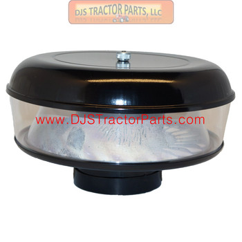 """Pre-Cleaner Cap Assembly (Includes 10 1/2"""" Bowl) - AB-510D 4"""" inlet"""