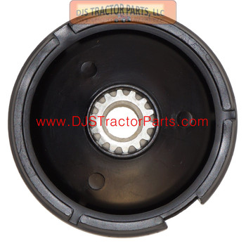 Distributor Dust Cover with Felt Gasket and Washer - AB-186D
