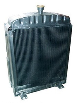 Allis Chalmers D17 Gas RADIATOR - ACR2156