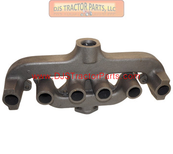 MANIFOLD (WITH THREADED EXHAUST) Allis Chalmers D17 170 175