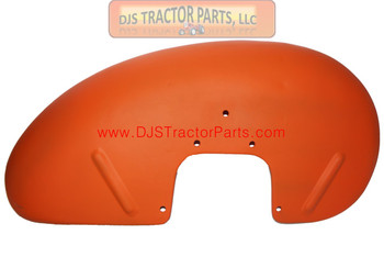Allis Chalmers WD, WD45 FENDER, LEFT HAND SIDE - AC-097LD