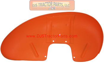 Allis Chalmers WD, WD45 FENDER, RIGHT HAND SIDE - AC-097RD