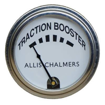 Traction Booster Gauge Allis Chalmers