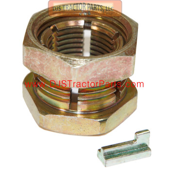 FRONT WHEEL CLAMP LOCK NUT - AB-254D