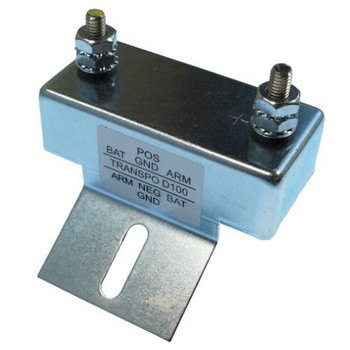 Electronic Cutout Relay Allis Chalmers