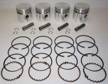 ALLIS CHALMERS G REBORE KIT PISTONS AND RINGS (STANDARD)