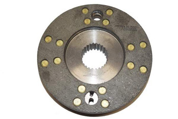 BRAKE PLATE ASSEMBLY WITH LINING ALLIS CHALMERS 170 180 185 70277326