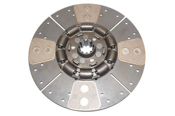 NEW 10 INCH HEAVY DUTY 4 PAD CLUTCH DISC WF WC WD WD45 70226764
