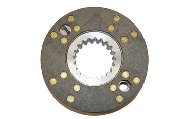 BRAKE PLATE ASSEMBLY WITH LINING ALLIS CHALMERS D17 IV 170 70277327