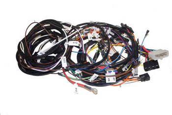 COMPLETE WIRING HARNESS ALLIS CHALMERS D21 SERIES 1 AND 2