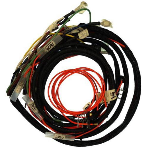 Plete Wiring Harness Kit Allis Chalmers D10 D12 Djs Tractor Rhstoresdjstractorparts: Allis Chalmers D10 Wiring Diagram At Gmaili.net