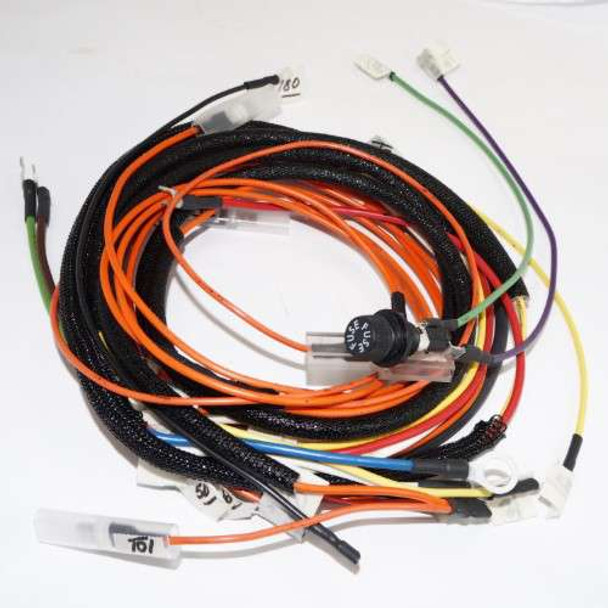 complete wiring harness kit allis chalmers d15 series ii ac 2867d Wiring Harness 93A050059
