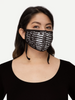 Banned Books Adult Face Mask (two sizes /adjustable)