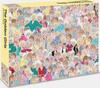 The Golden Girls 500 Piece Jigsaw Puzzle