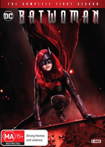 Batwoman Season One DVD