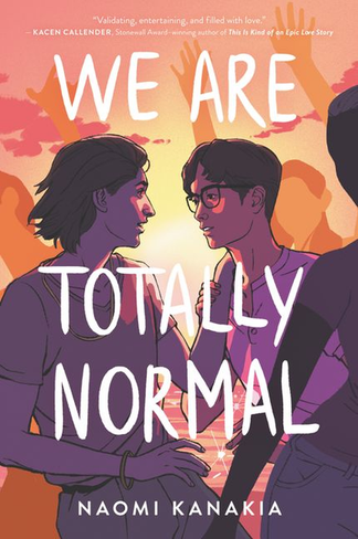 We are Totally Normal (Hardcover)