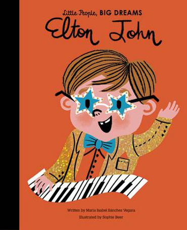 Elton John (Little People, Big Dreams)