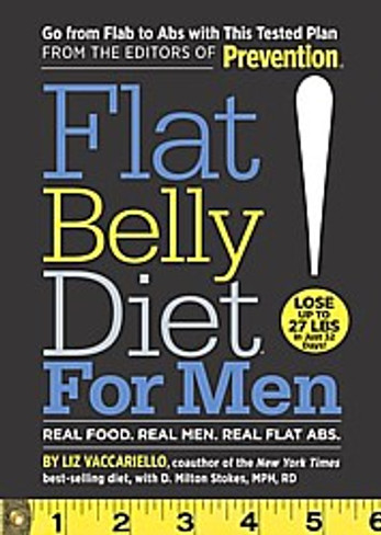 The Flat Belly Diet for Men
