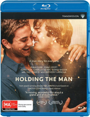 Holding the Man Blu-Ray