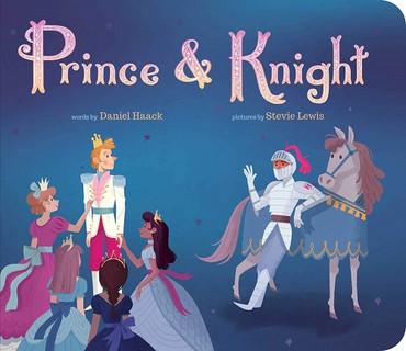Prince and Knight (Board Book)
