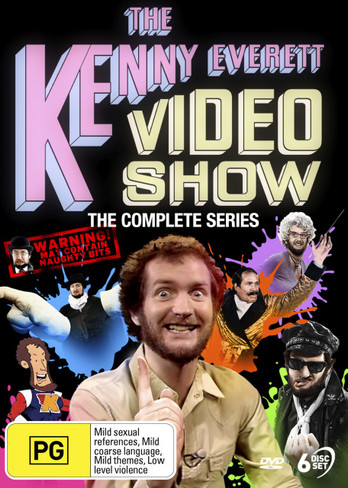 The Kenny Everett Video Show: Complete Series DVD