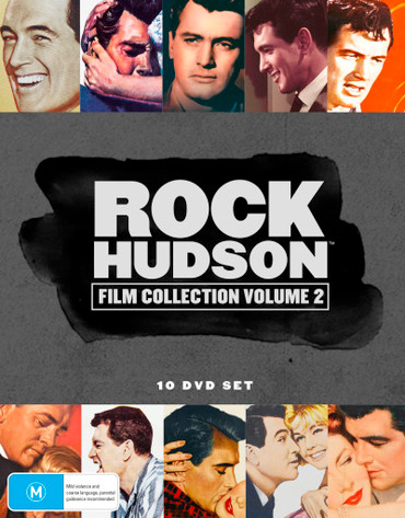 Rock Hudson - Volume Two Collection DVD
