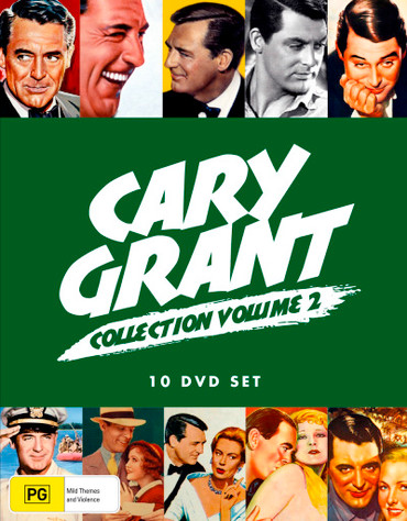 Cary Grant Volume Two Collection DVD