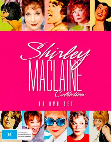 Shirley MacLaine Collection DVD