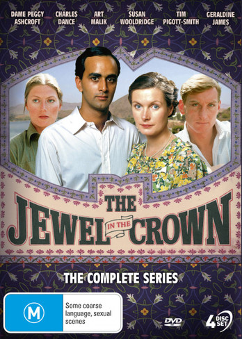 The Jewel in the Crown Complete Series DVD