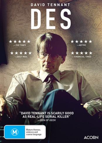 Des (TV Series) DVD