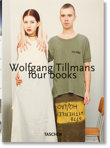 Wolfgang Tillmans: Four Books (40th Anniversary Edition)