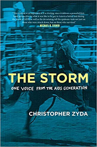 The Storm: One Voice from the AIDS Generation