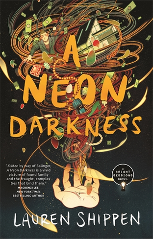 A Neon Darkness (A Bright Sessions Novel)