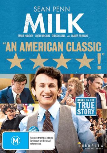 Milk DVD