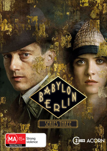 Babylon Berlin Series Three DVD