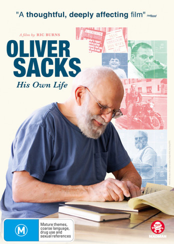Oliver Sacks: His Own Life DVD