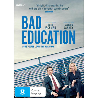 Bad Education DVD ( HBO Movie)