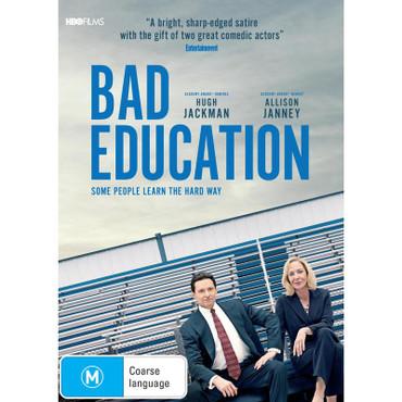 Bad Education DVD ( HBO Movie)