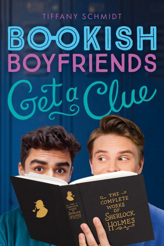Get a Clue (A Bookish Boyfriends Novel)